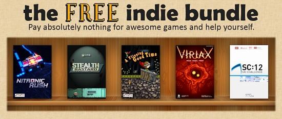 juegos gratis free indie bundle