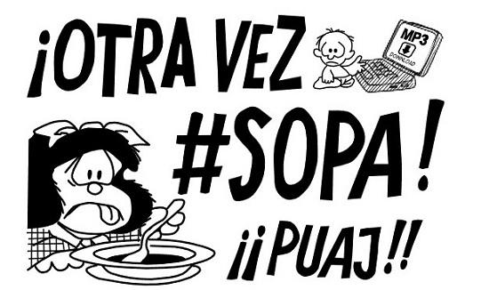 Mafalda SOPA ACTA